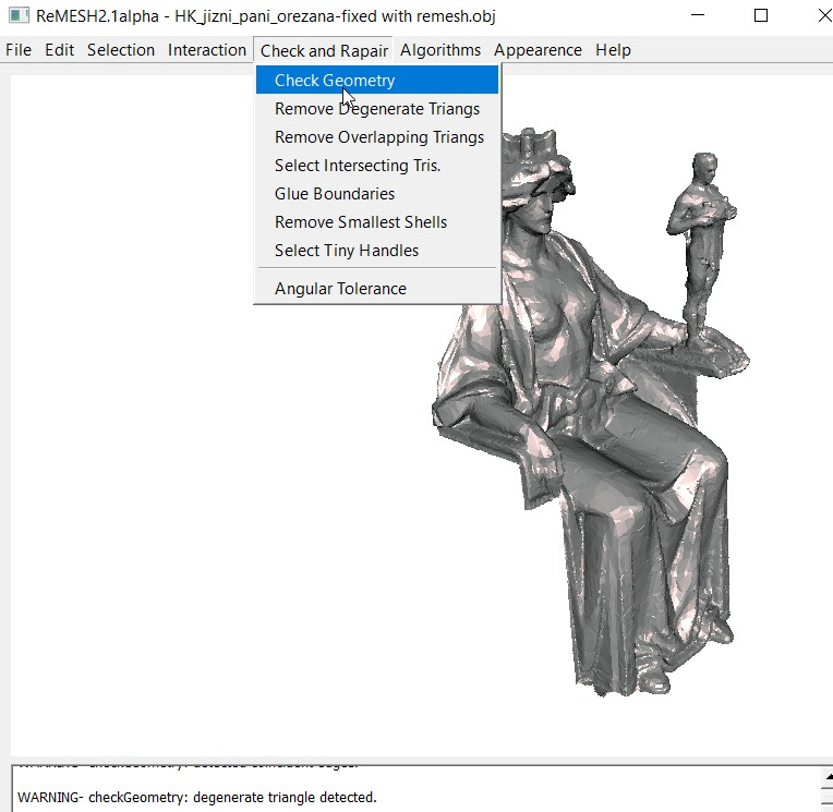 Preparing Meshes for Import to Revit as DirectShape - RevThat