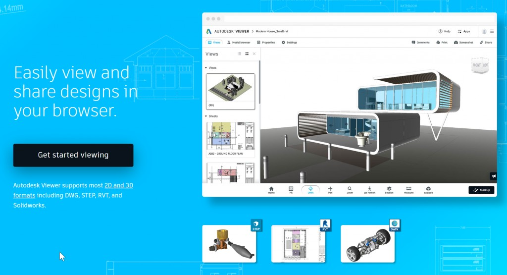 Using Autodesk Viewer for a Revit Project - RevThat
